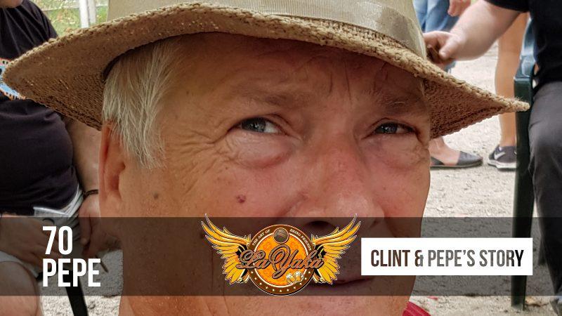 Clint & Pepe Story Yaka Town